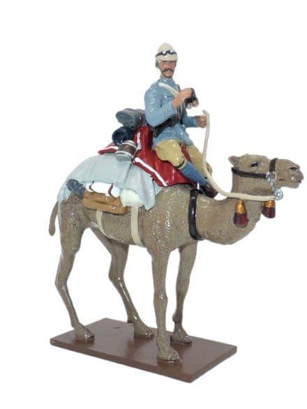WB44019 - Officer, Grenadier Guards Camel Regiment, 1884-1885